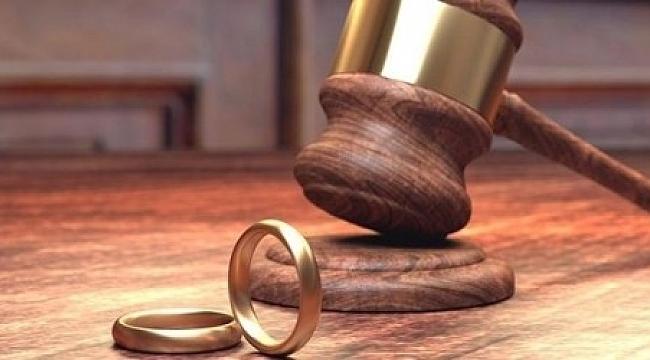 Samsun'da 8 bin kişi evlendi 2 bin kişi boşandı