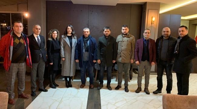 Samsun'da yapı yönetim şirketleri bir araya geldi