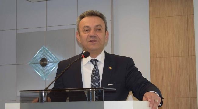 Samsun MMO'daKadir Gürkan güven tazeledi