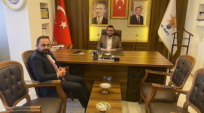 AK Parti'li Başkanlardan Samsun istişaresi