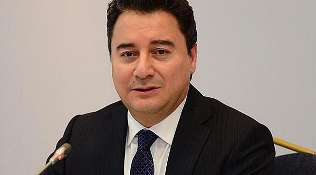 Ali Babacan partisini kuruyor! DEVA Partisi