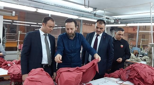 Başkan Akgül'den yatırımcılara çağrı