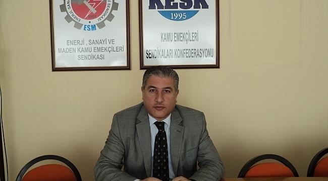 ESM Başkanı Erdoğan: Samsun'da en az 100 bin kişi işsiz