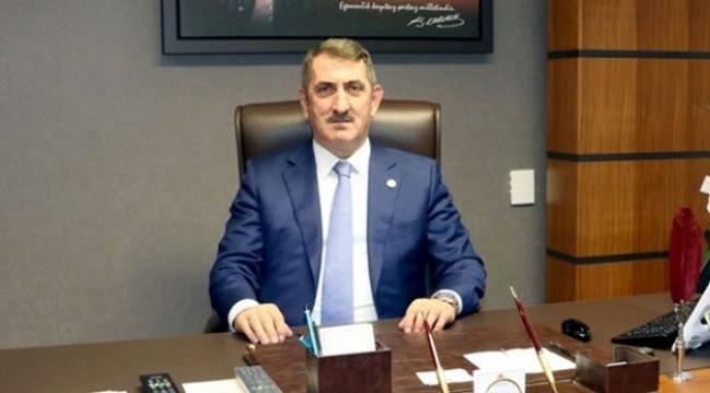 Milletvekili Köktaş'tan 'Evde Kal Samsun' mesajı