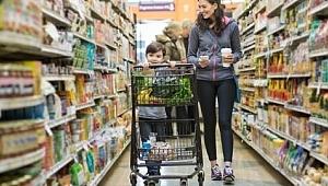 Samsun'da pazar yerlerine ve marketlere çocuklar alınmayacak