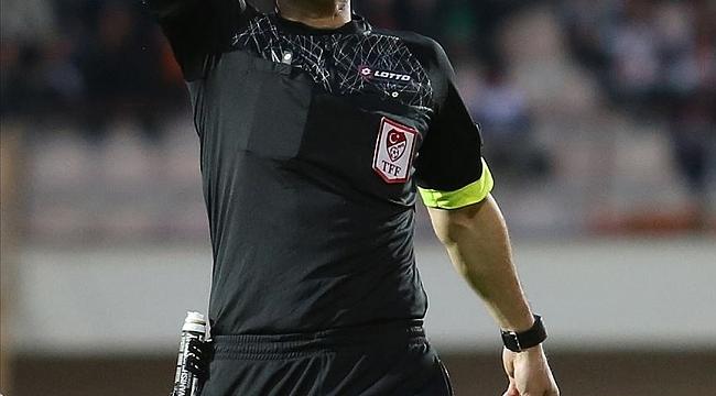 Samsunspor-Zonguldak Kömürspor maçın hakemi belli oldu