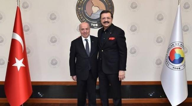 Başkan Çakır gazeteci Altaylı'yı kınadı