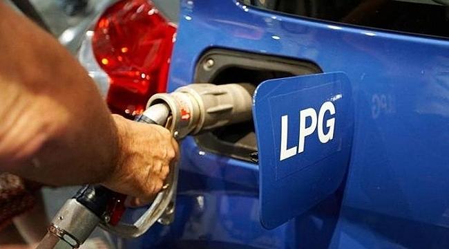 LPG'ye 95 kuruş indirim geldi