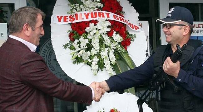 Milletvekili Köktaş: Türk Polis Teşkilatımızla gurur duyuyoruz
