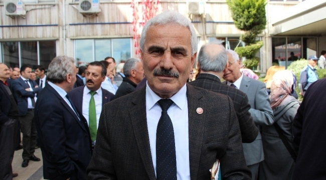 Muhtarların Başkanı Öztürk'ten Yıldırım'a büyük destek