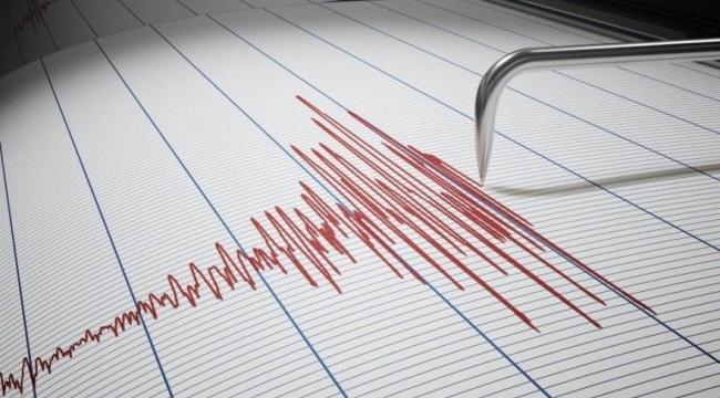 Ordu'daki deprem Samsun'u da salladı