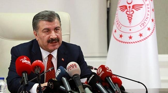 Sağlık Bakanı Koca'dan milletvekillerine çağrı: Sağlıkta şiddet yasası oy birliği ile kabul edilsin