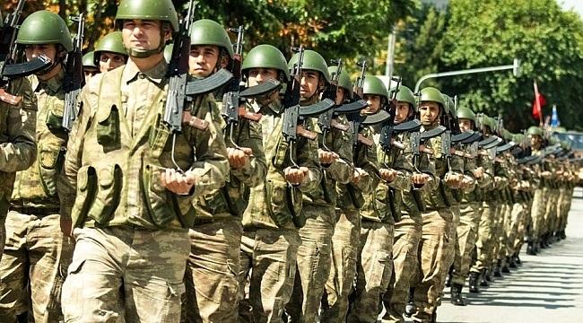 66 bin askerin terhisleri başladı