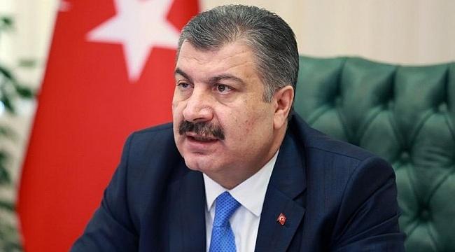 BakanKoca: Türkiye'de gündelik hayat tedbirlere tam bir uyumla başlamadı