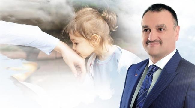 Başkan Akgül: Ramazan Bayramı'na kavuşmanın sevincini yaşıyoruz