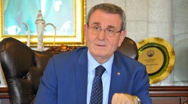 Başkan Murzioğlu'ndan Ramazan Bayramı mesajı
