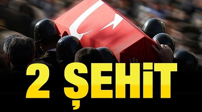 Bitlis'ten acı haber: 2 şehit