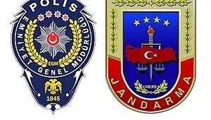 Samsun'da Huzur Güven Uygulamasına 686 güvenlik görevlisi katıldı