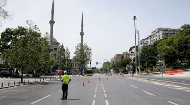 Samsun'da sokağa çıkma kısıtlaması bu hafta sonu da devam edecek