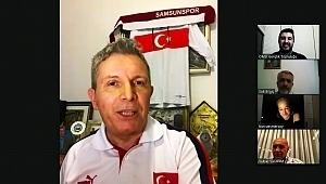 Ünlü spor spikeri Erdoğan Arıkan: Samsunspor'a hayranım
