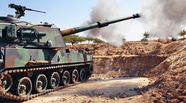 Barış Pınarı bölgesine sızmaya hazırlanan  6 terörist etkisiz hale getirildi