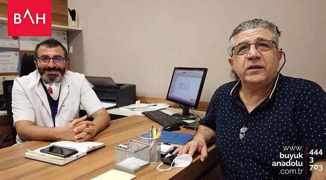 Büyük Anadolu Hastaneleri sağlığa kavuşturuyor