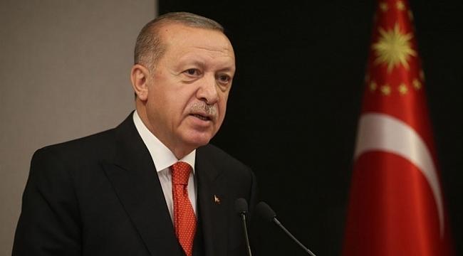 Cumhurbaşkanı Erdoğan gençleri aktif siyaset yapmaya çağırdı