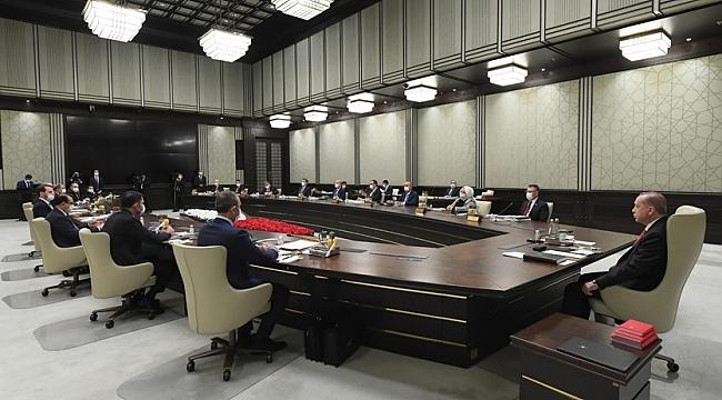 Cumhurbaşkanlığı Kabine toplantısında yeni adımlar konuşulacak