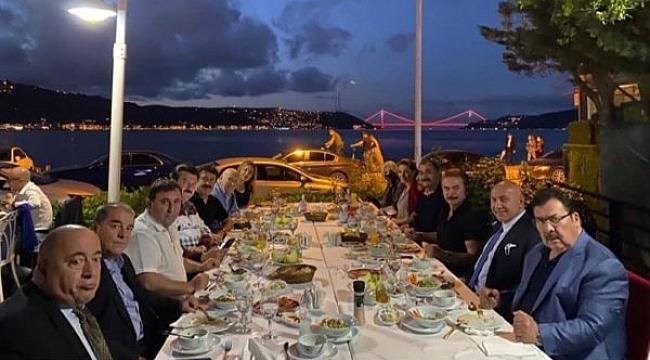 İstanbul'da Samsunspor konuşuldu