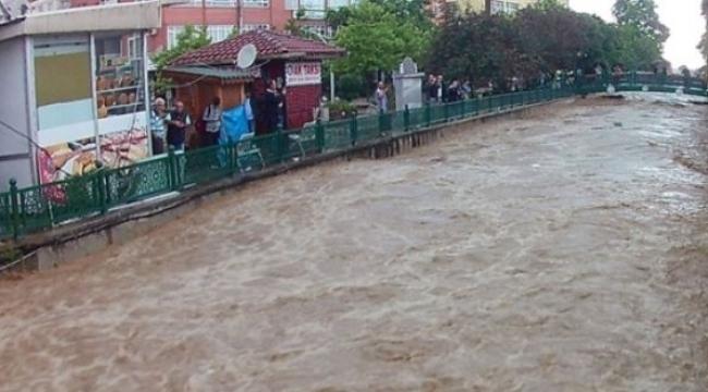 Meteoroloji'den su baskını uyarısı