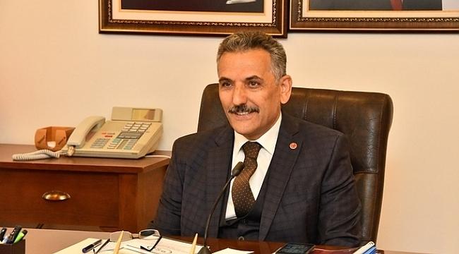 Osman Kaymak Mülkiye Başmüfettişi oldu