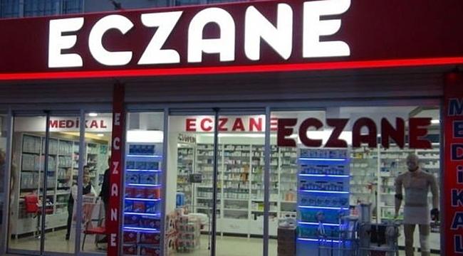 Samsun'da 26 Haziran nöbetçi eczanelerin listesi