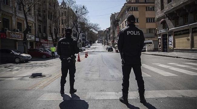Samsun'da bu hafta sonu da sokağa çıkma kısıtlaması getirildi