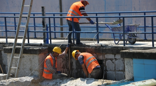 Samsun'da içme suyu kalitesi artırılıyor