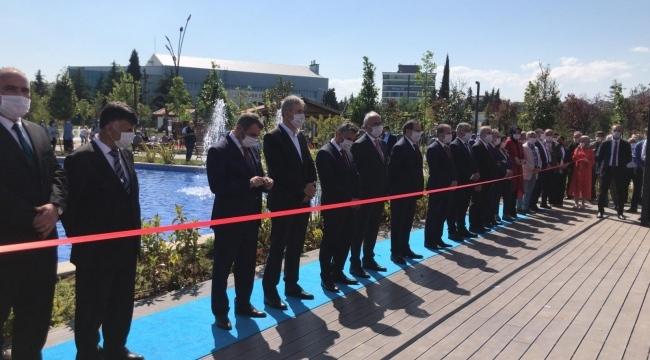 Samsun Millet Bahçesi açıldı
