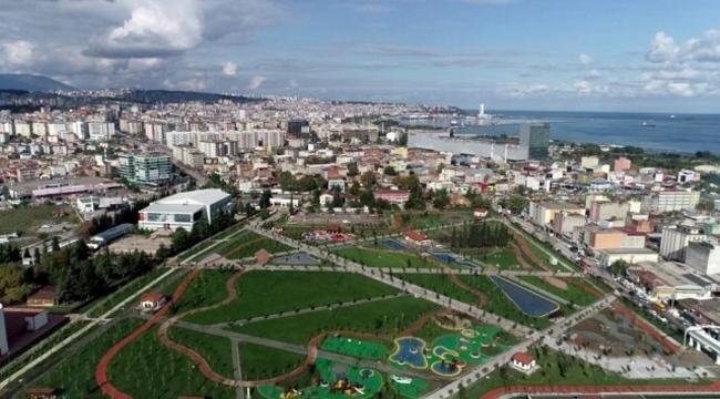 Samsun Millet Bahçesi yarın açılıyor