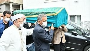 Samsun Valisi Kaymak'ın acı günü