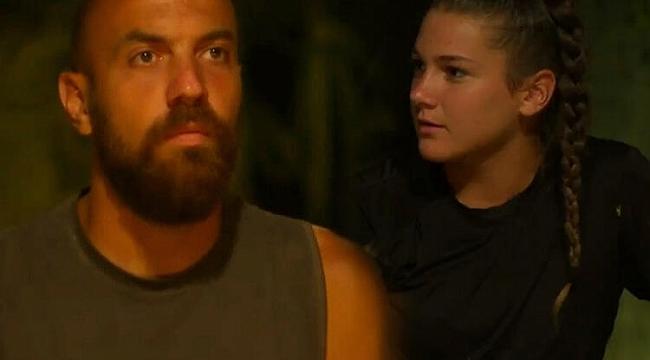 Survivor'da Sercan ve Nisa'nın not bilmecesi