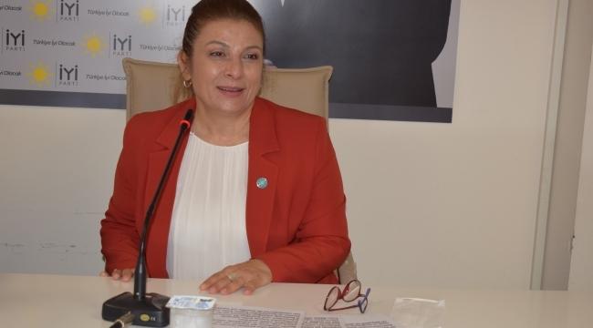 Ayşe Ayan İYİ Parti Samsun İl Başkanlığı'na adaylığını açıkladı