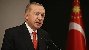 Cumhurbaşkanı Erdoğan: Korona virüs kısıtlamaları bir süre daha devam edecek
