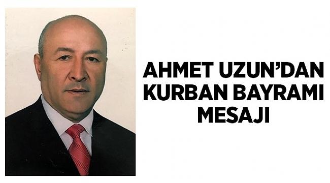 Demokrat Parti Canik İlçe Başkanı Ahmet Uzun Kurban Bayramı'nı kutladı