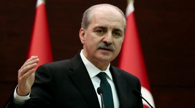 Kurtulmuş'tan İstanbul Sözleşmesi açıklaması