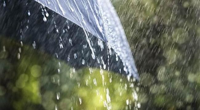 Meteoroloji'den o ilçelere sağanak yağış uyarısı
