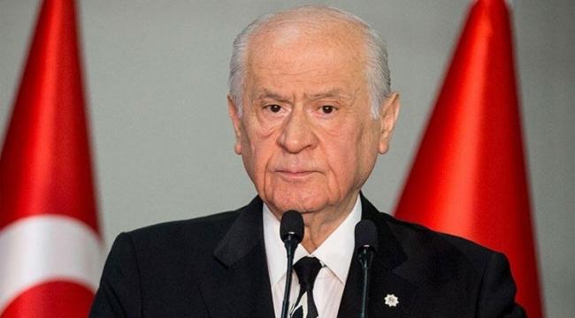 MHP Lideri Devlet Bahçeli Twitterı bıraktığını duyurdu
