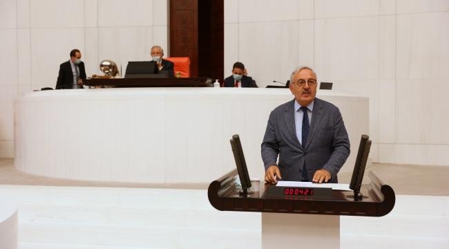 Milletvekili Yaşar: Uygur Türklerinin çilesi her geçen gün artıyor