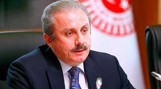 Mustafa Şentop yeniden Meclis Başkanı