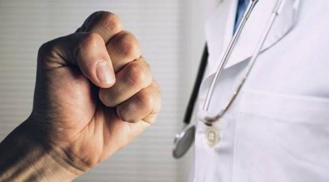 Samsun'da doktorlara şiddet