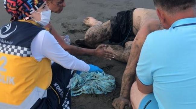 Samsun Haber - 34 kişi boğulmaktan kurtarıldı