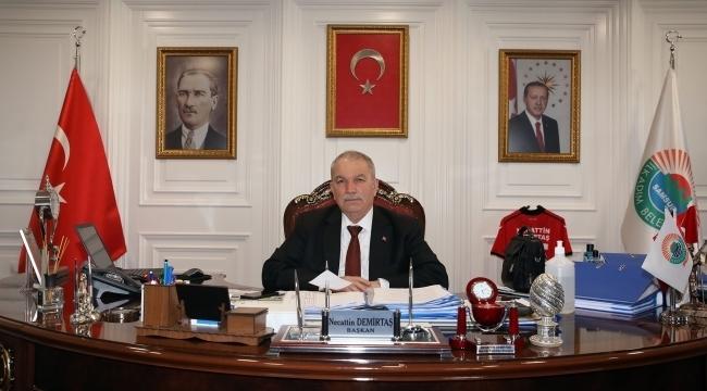 samsun haber -  Başkan Demirtaş'tan Kurban Bayramı mesajı