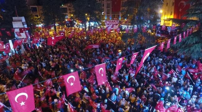 Samsun Haber - Başkan Kılıç: 15 Temmuz demokrasi destanıdır